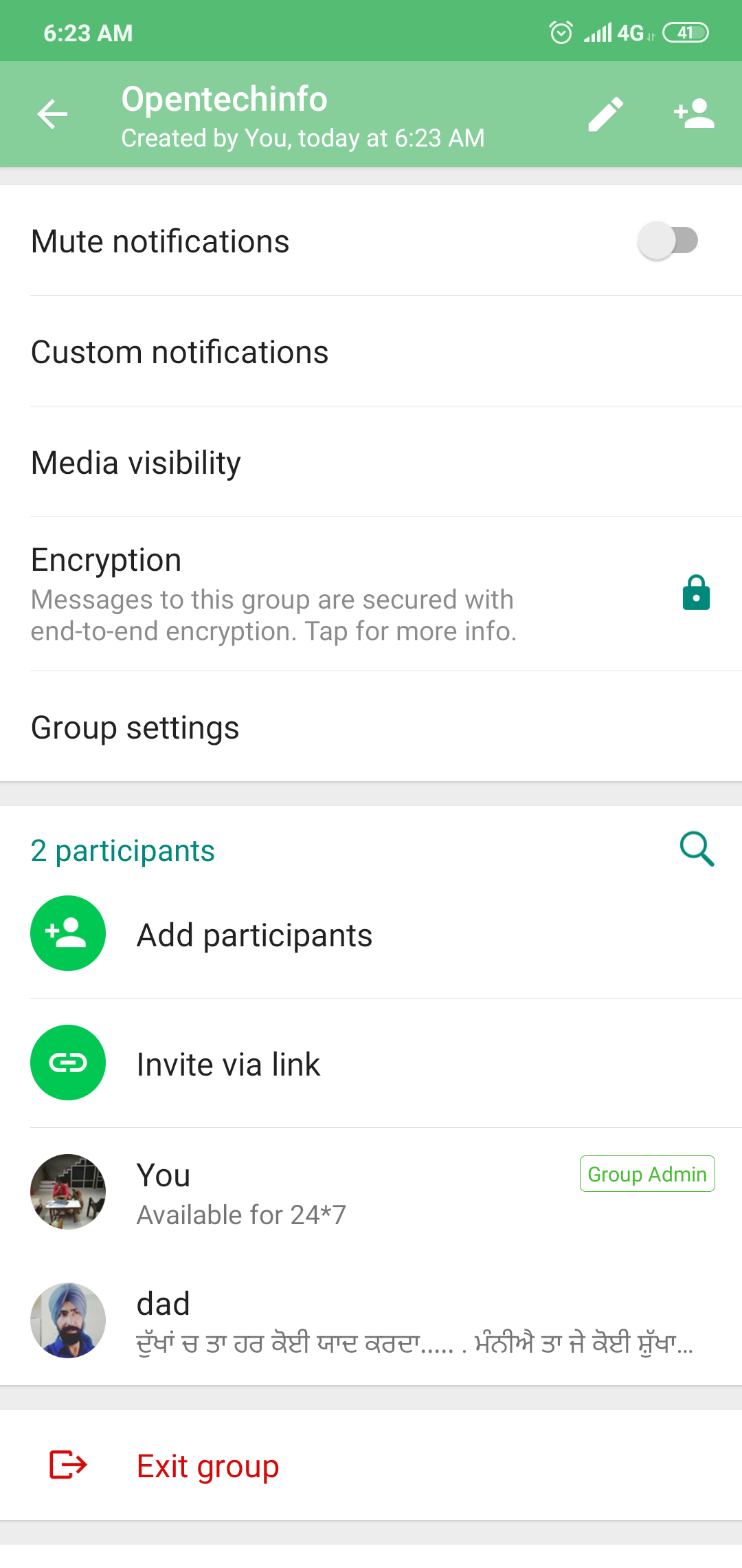 Group Join Online Apk