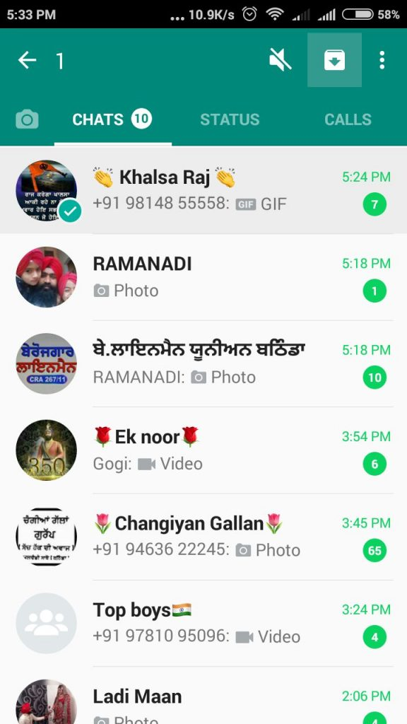 33 Whatsapp Tricks Hacks For Smart Users Updated 2019