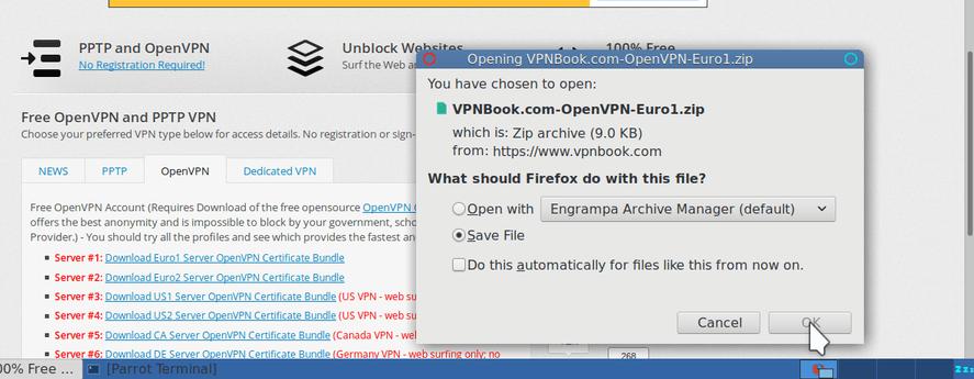 downloading vpn from vpnbook