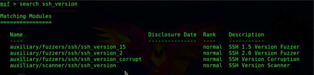ssh version exploit