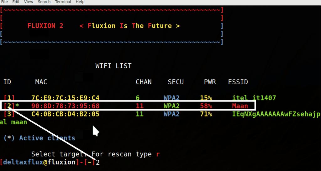netowrk in fluxion -min