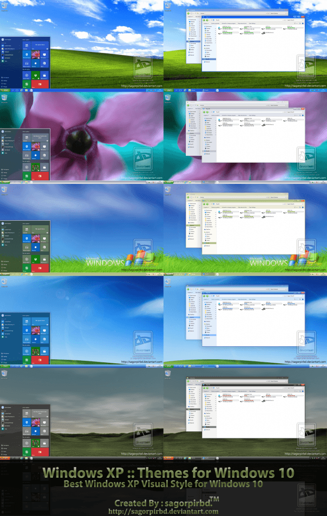 xp window theme