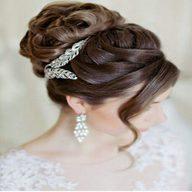 Girl, woman hair style dp
