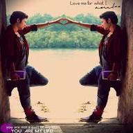 boys mirror heart dp
