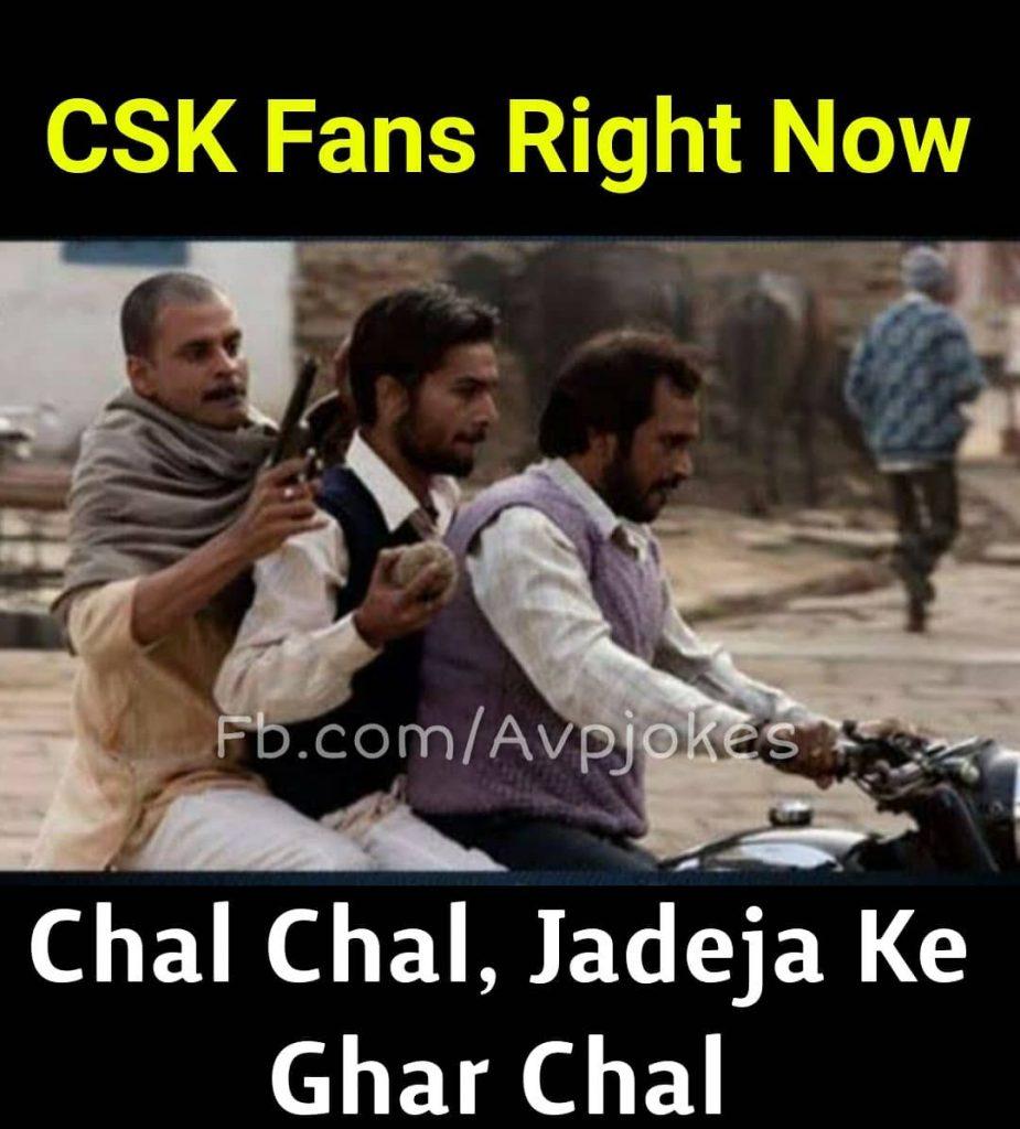 csk fan after losing ipl final to mumbai indians