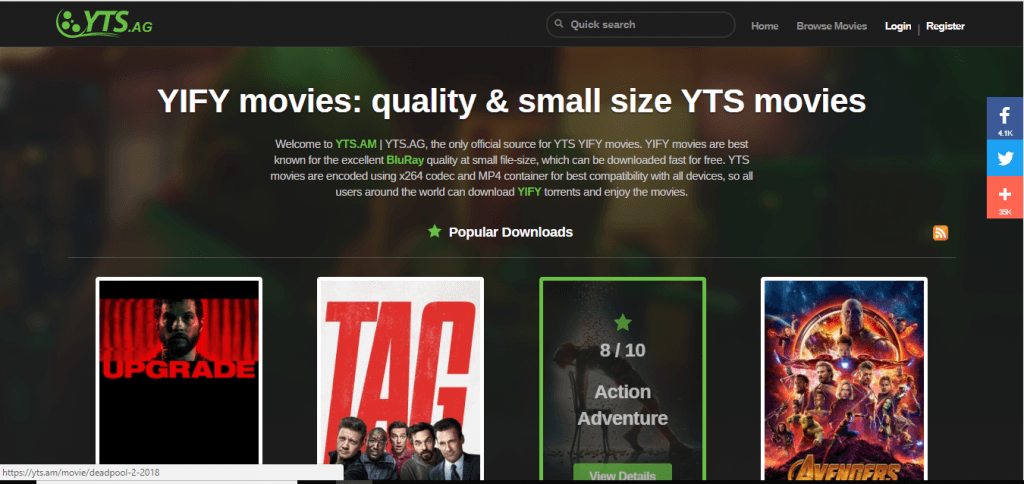 top english movies torrent download