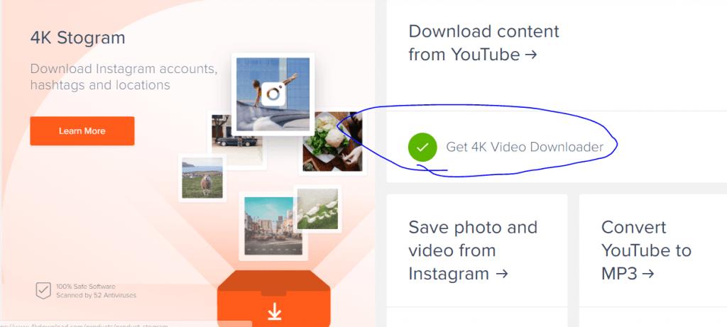 4k Video downloader website