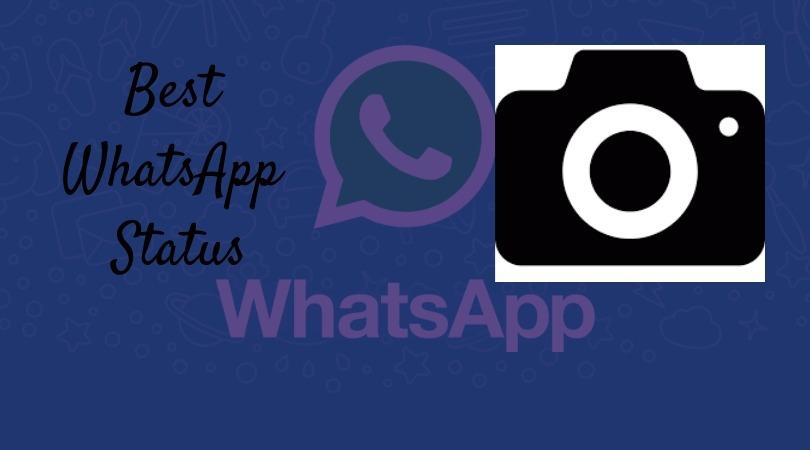 Best whatsapp photo status