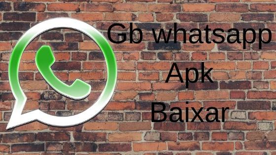 Gb Whatsapp Baixar 2019 Apk Versao Mais Recente 6 85 Official