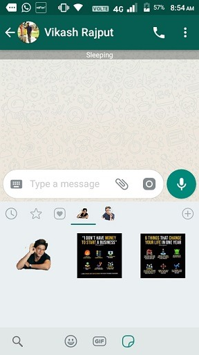 Download & Install GBStickers Packs, GBStickers Maker and GBWhatsApp